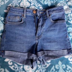 Forever 21 High Waisted Shorts!